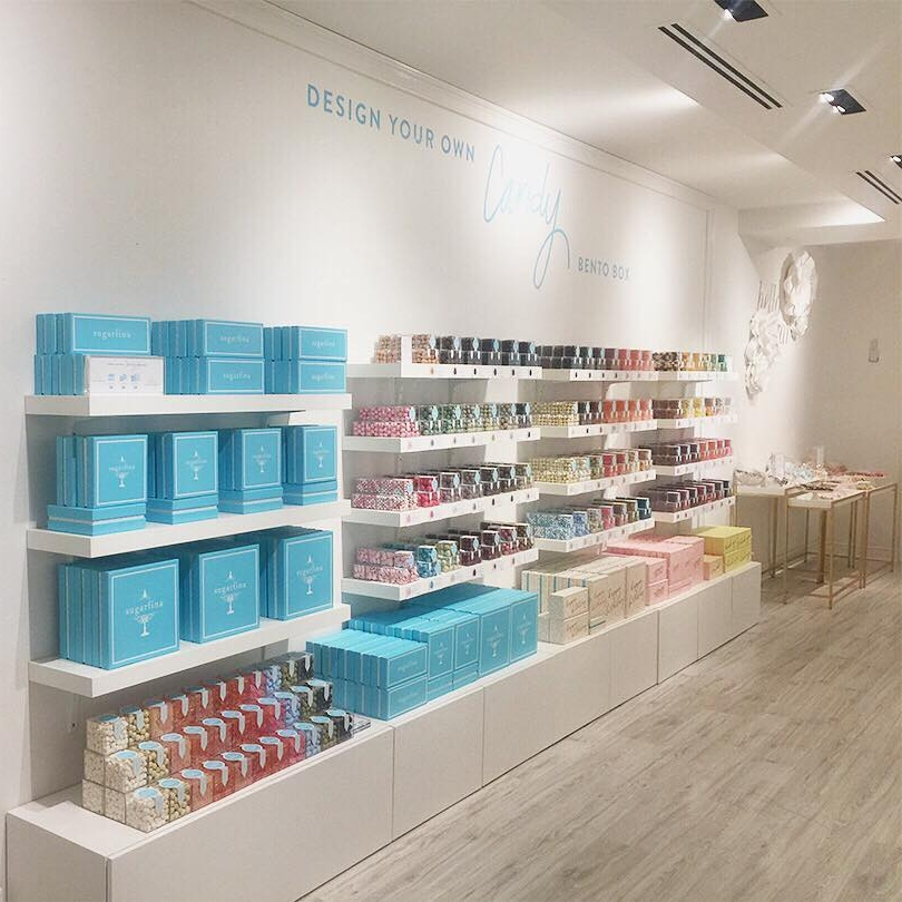 Washington DC Location. Photo: Sugarfina Facebook