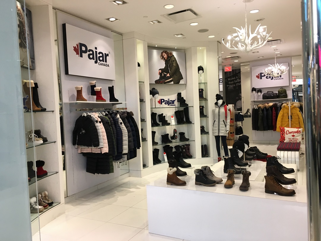Yorkdale Shopping Centre    Location. Photo: Craig Patterson