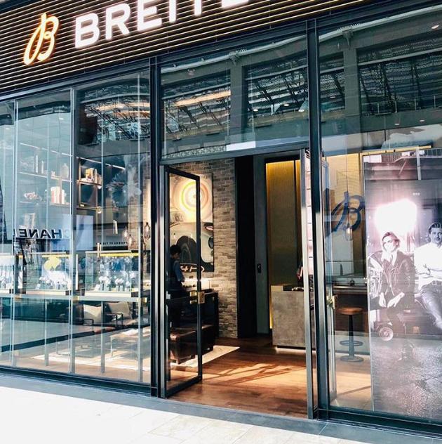 Singapore Boutique Location