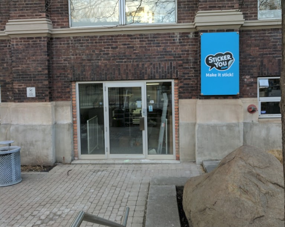 Head office on dufferin Street in Toronto. Photo:    Android Dave