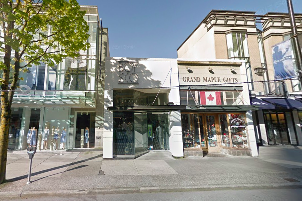 OVO leased the 2,000 square foot retail space at 1044 Robson Street in Vancouver, located between a Club Monaco and a gift store. The space most recently housed a Boys'co store. CBRE handled the OVO Lease negotiations.