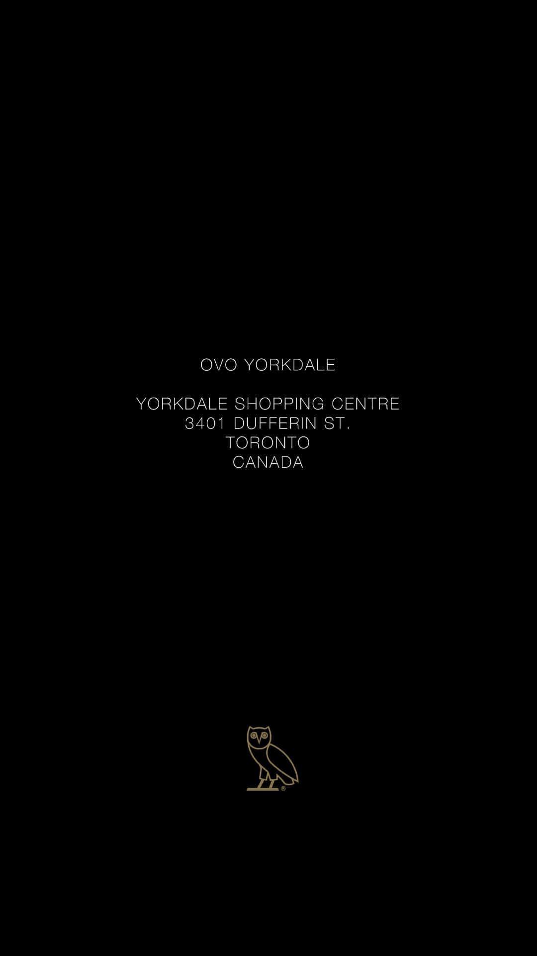 OVO Yorkdale
