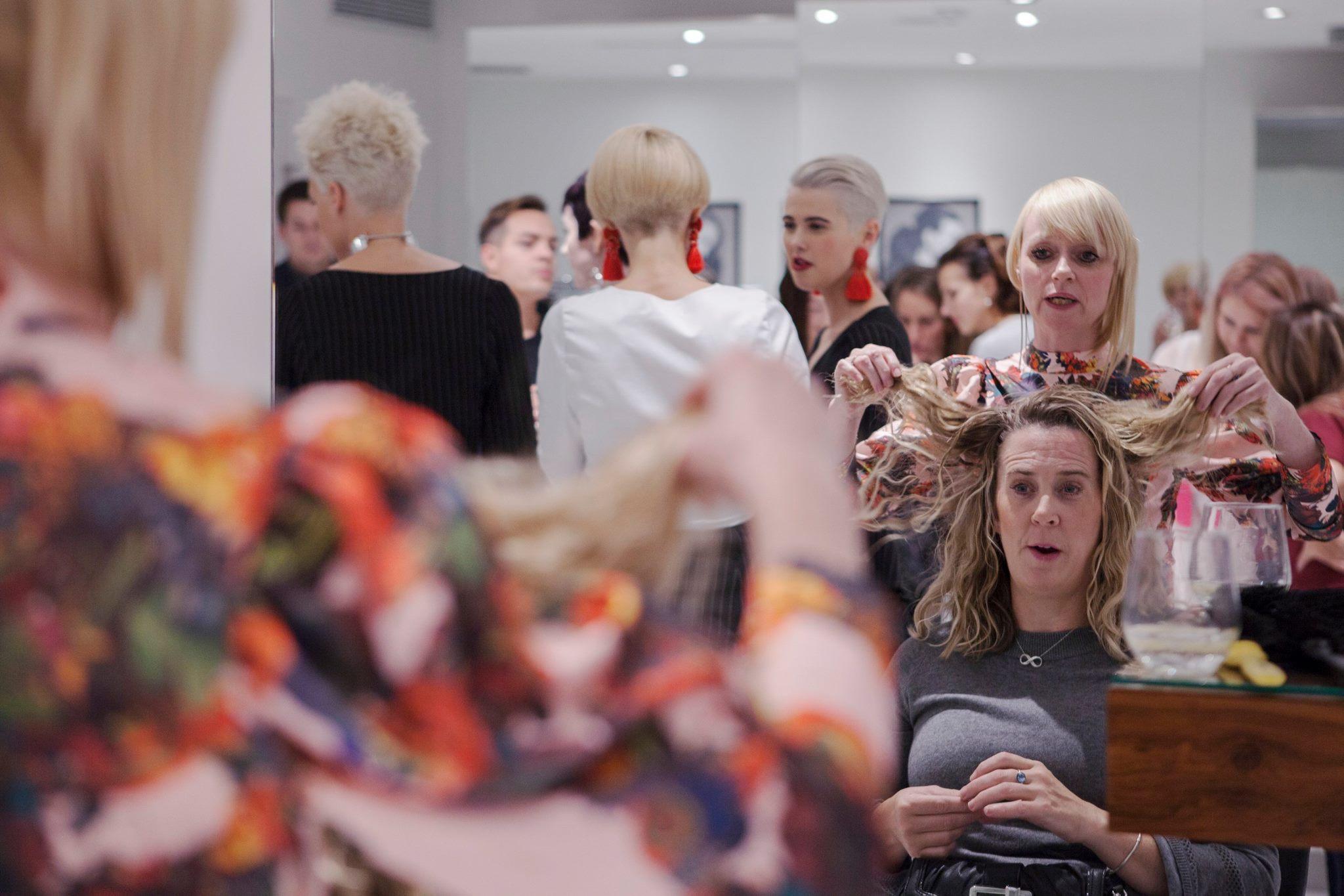Photo: Sassoon Salon Toronto Facebook