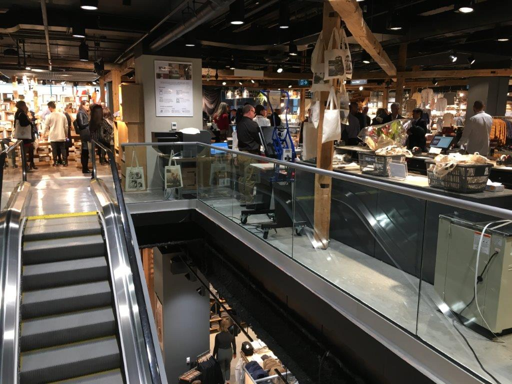 SLIDESHOW: Central escalator area