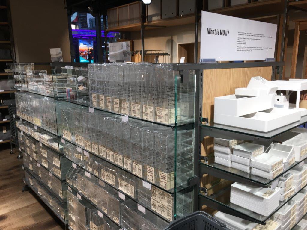 Home storage department