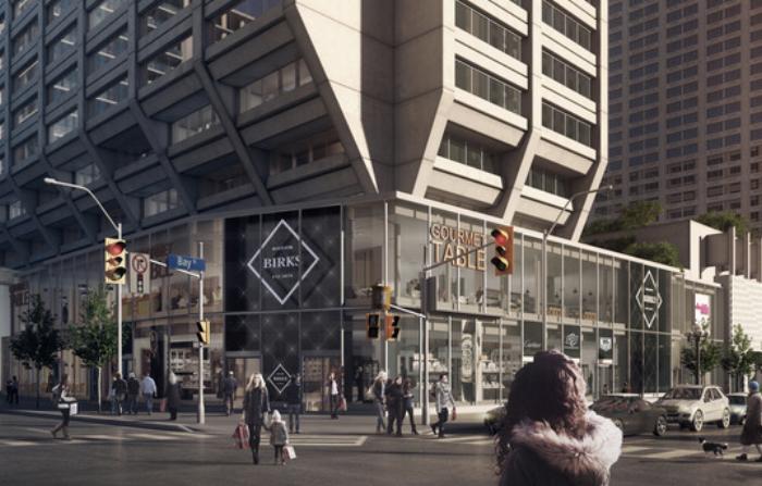 Manulife Centre Location (Toronto).