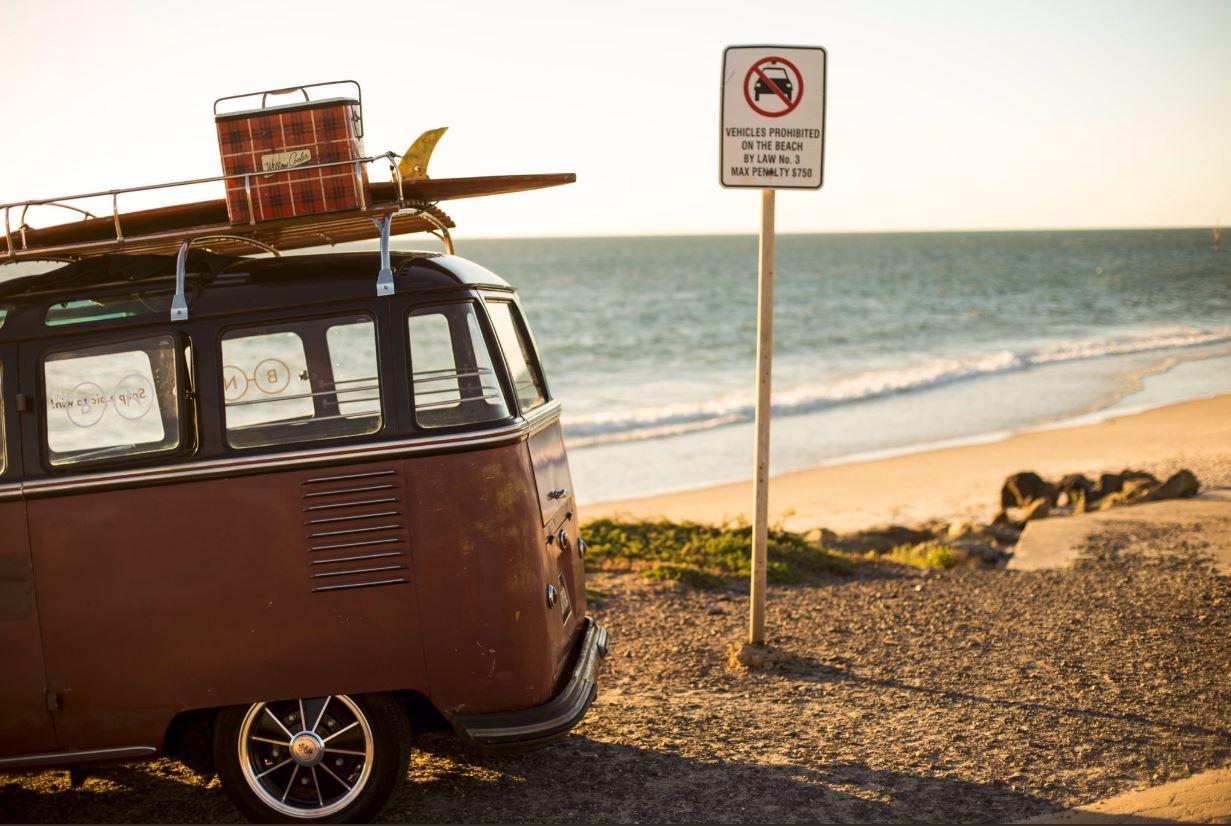 Bondi Beach (Sydney) Australia. Photo: Bailey Nelson Twitter