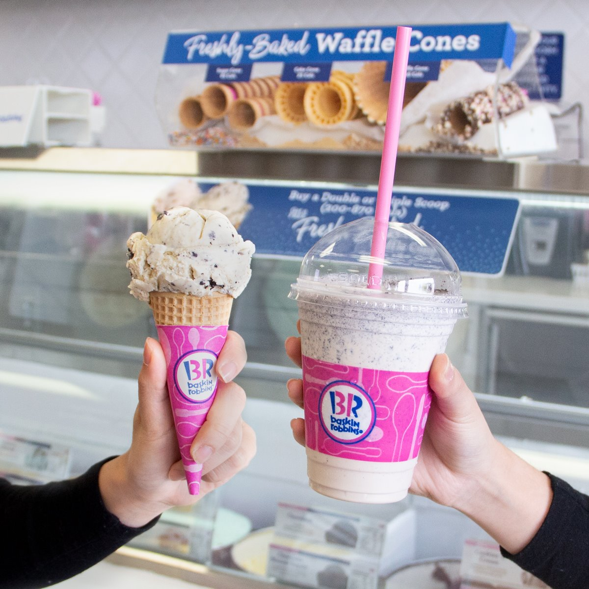Photo: Baskin-Robbins Facebook