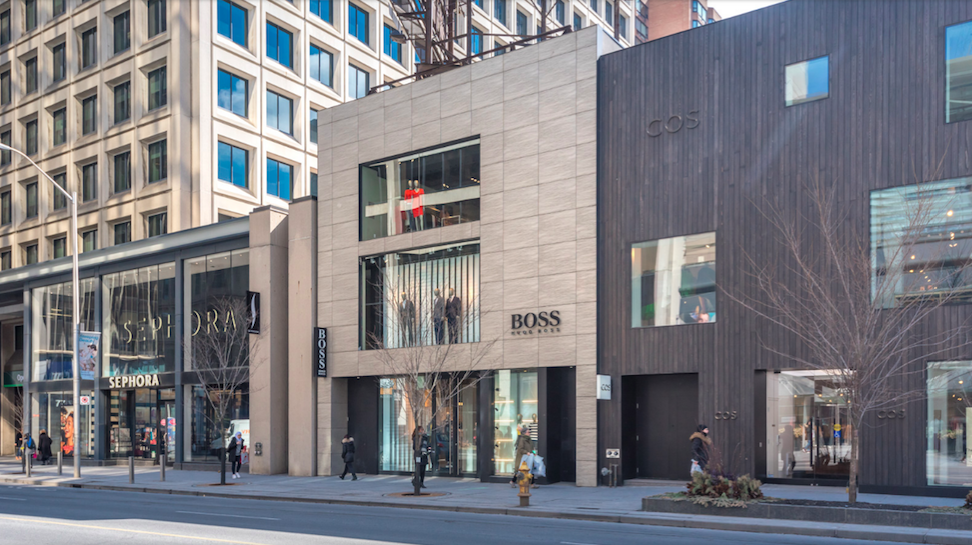 PHoto: CBRE Toronto Urban Retail Team