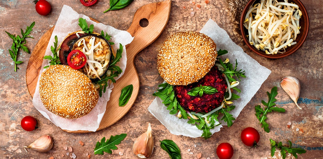 Flexitarians are those who still eat meat, but only on a part-time basis. Restaurants and fast-food chains have them top of mind, with A&W's version of a veggie burger, like those seen above, a huge hit among customers. Photo: Provided/Shutterstock