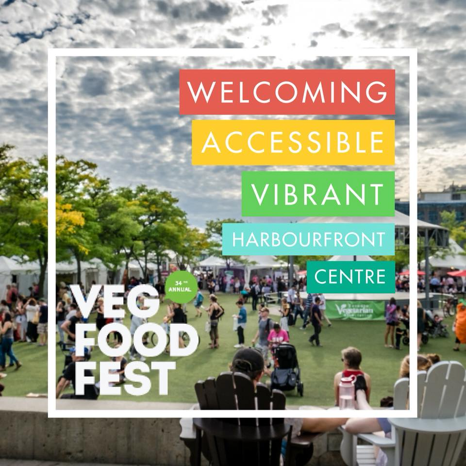 Photo:    Veg Food Fest Facebook