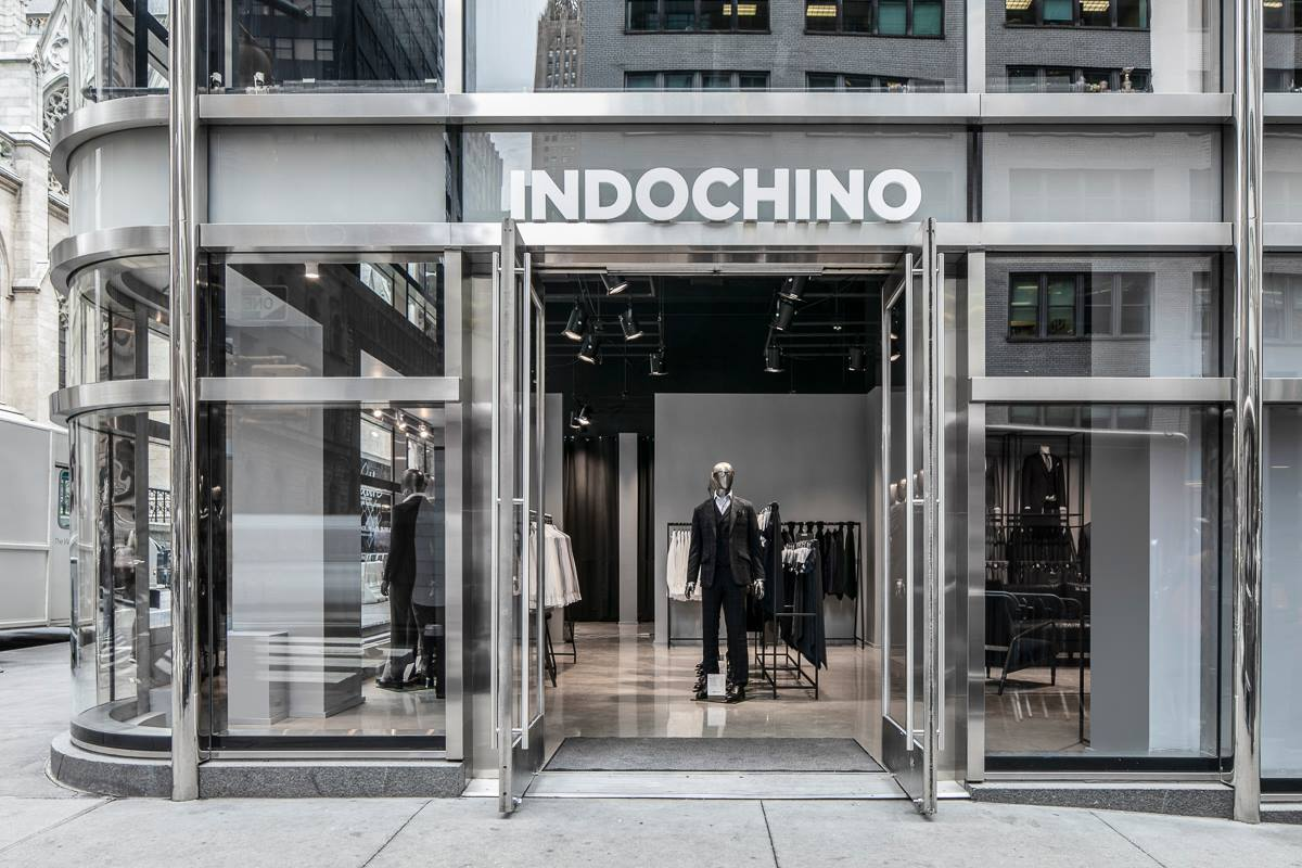 Madison Avenue Location. Photos (Above and below): Indochino Facebook