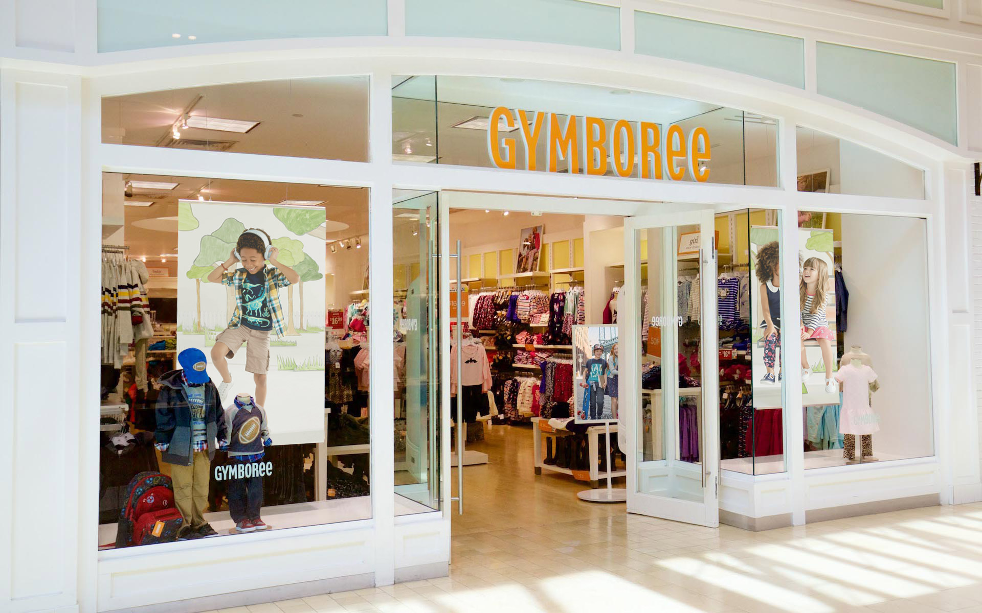 PHOTO: GYMBOREE WEBSITE