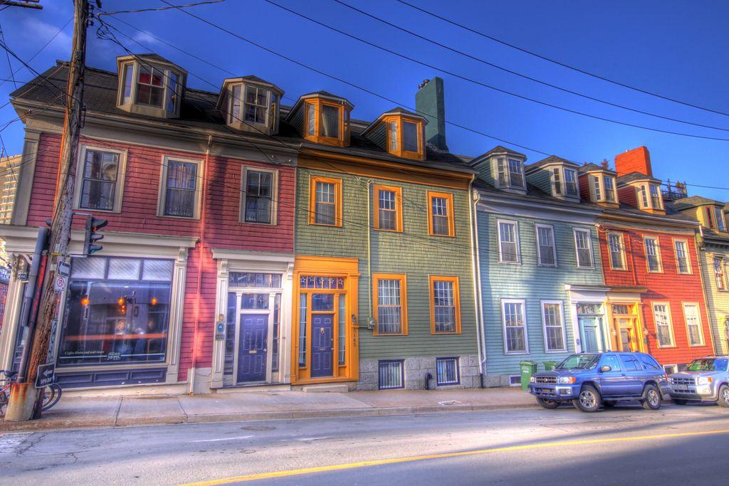 Morris Street, Halifax, NS. Photo:    Haligonia