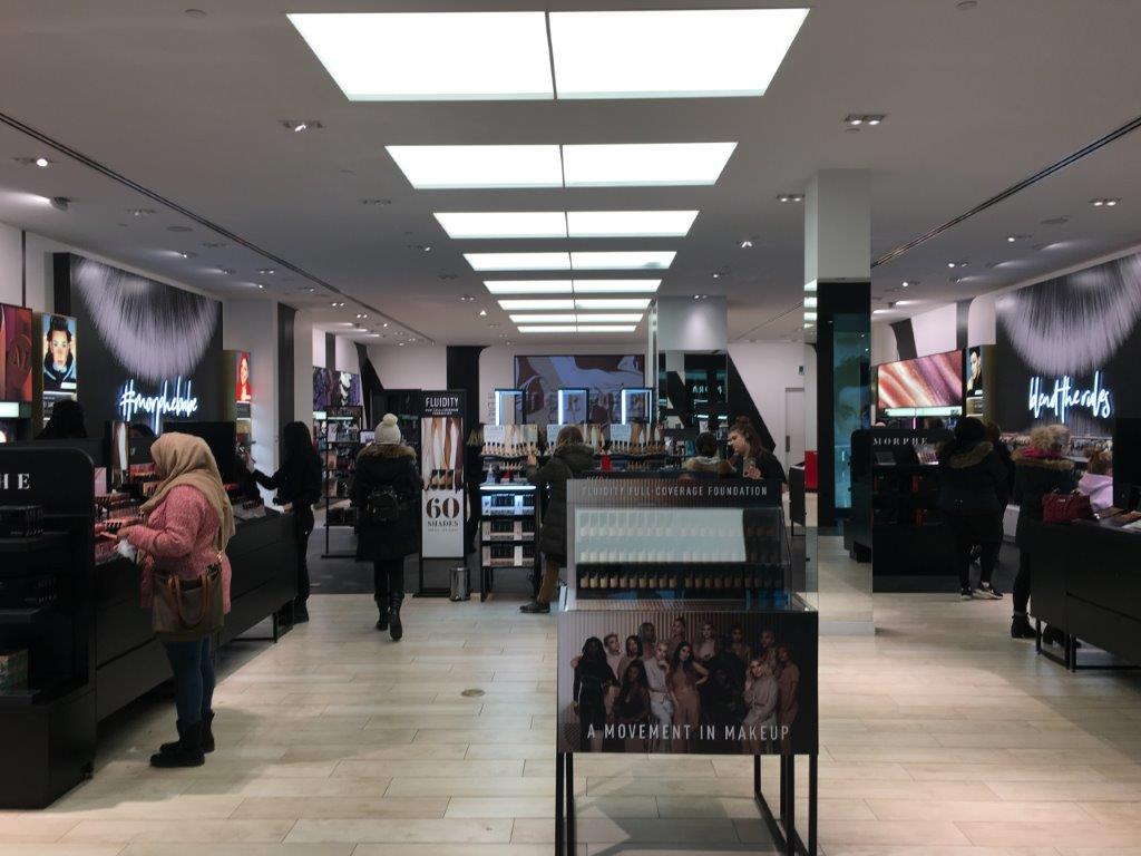 Square One store. PHoTO: Craig Patterson
