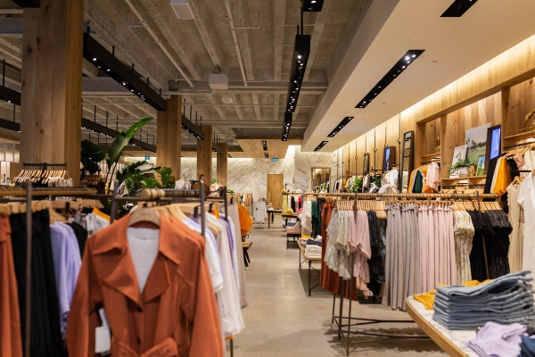SLIDESHOW: Inside Aritzia's Bloor Street Flagship