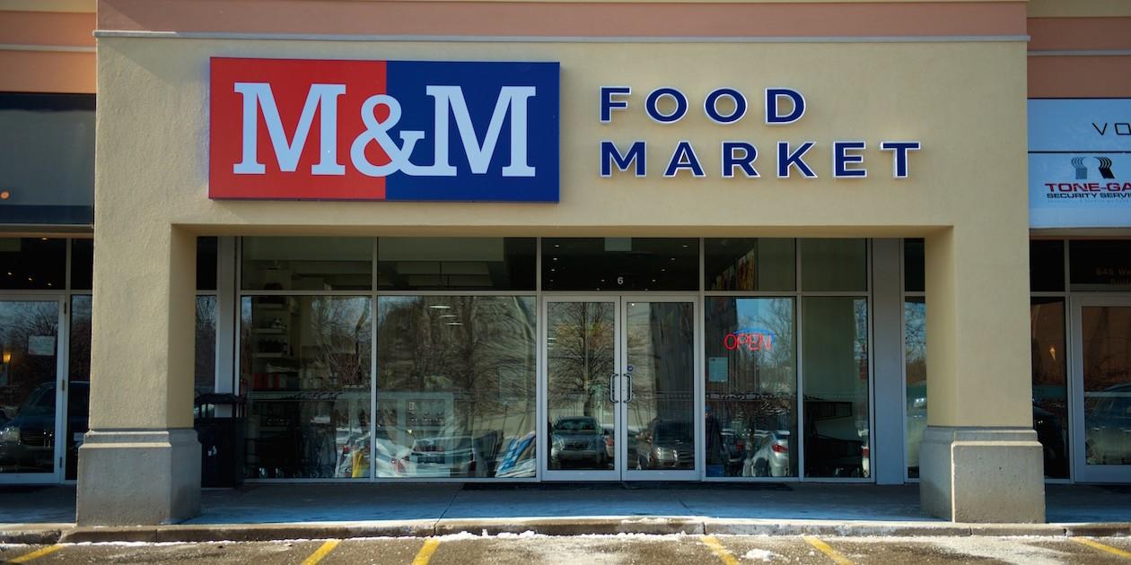 Photo: M&M Food Market