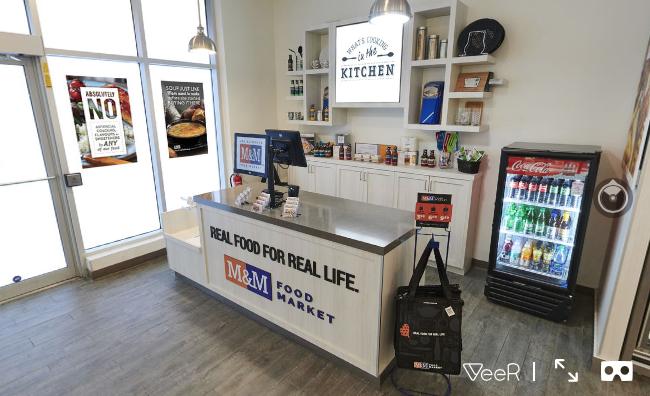 SLIDESHOW: Virtual Tour of New M&M Food Market Store Design