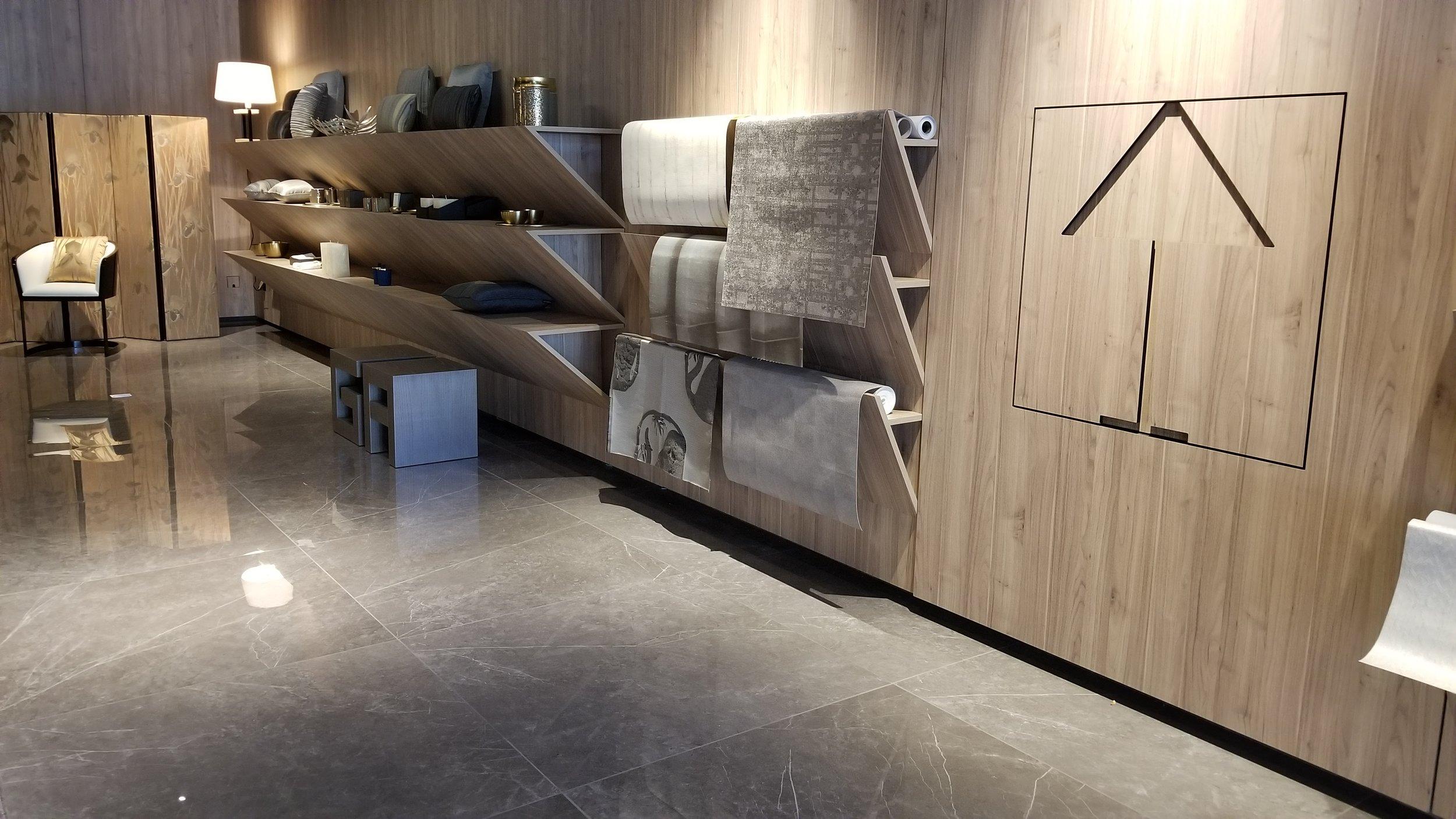 Giorgio Armani S Armani Casa Home Division Opens 1st Canadian Storefront Photos