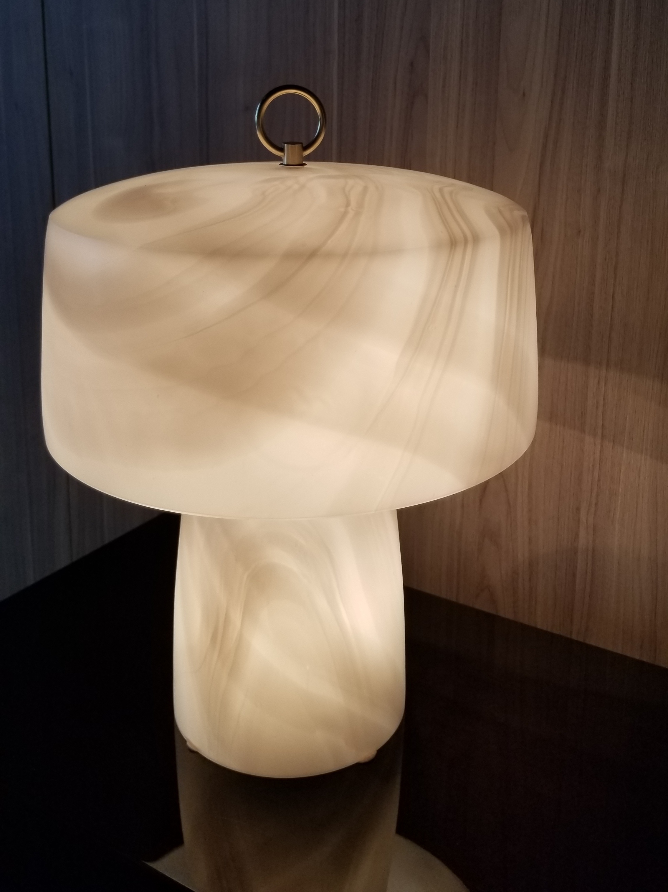 Photo: Murano Glass Lamp, Helen Siwak