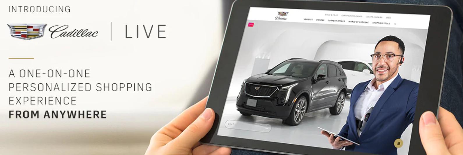 Photo: Cadillac website