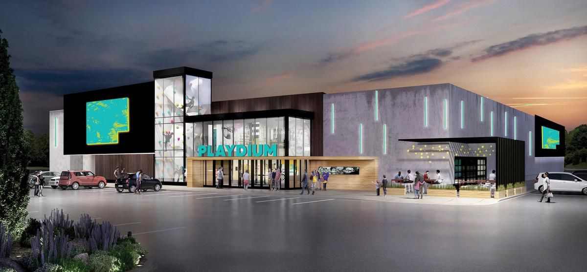 RENDERING: CINEPLEX ENTERTAINMENT