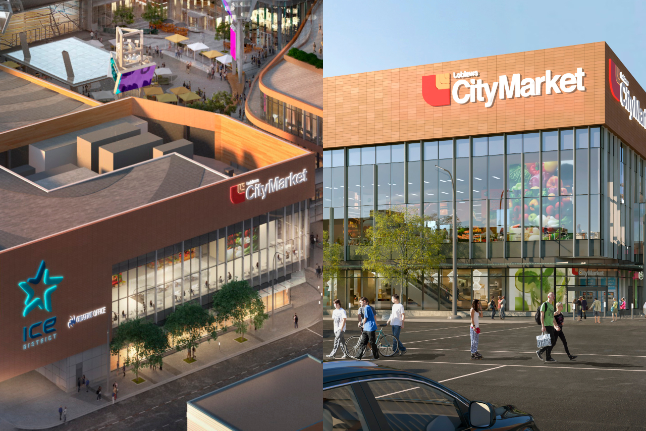RENDERINGS: LOBLAWS
