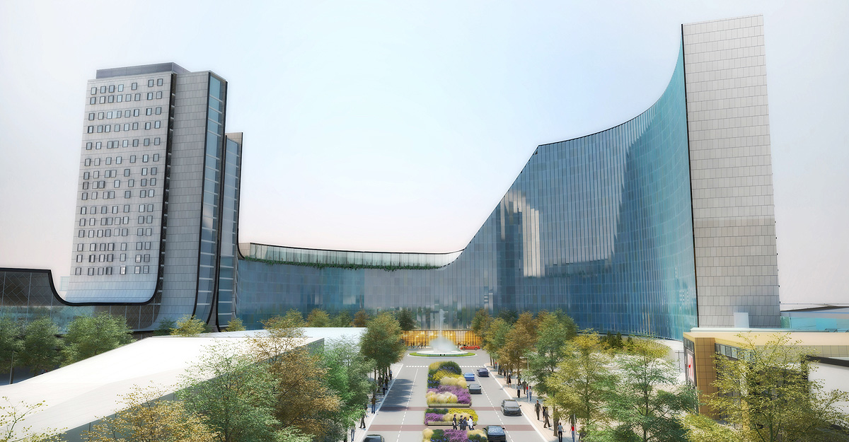 PROPOSED DURHAM LIVE RENDERING: SVN