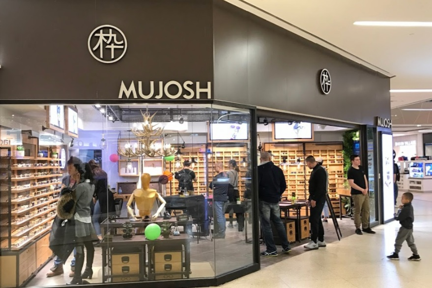 MUJOSH'S WEST EDMONTON MALL STORE: GOOGLE MAPS