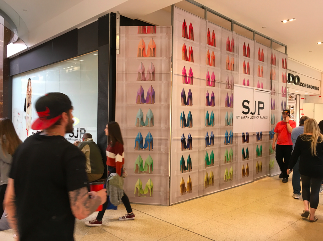 Sarah Jessica Parker to Open 1st Storefront in Canada for ...