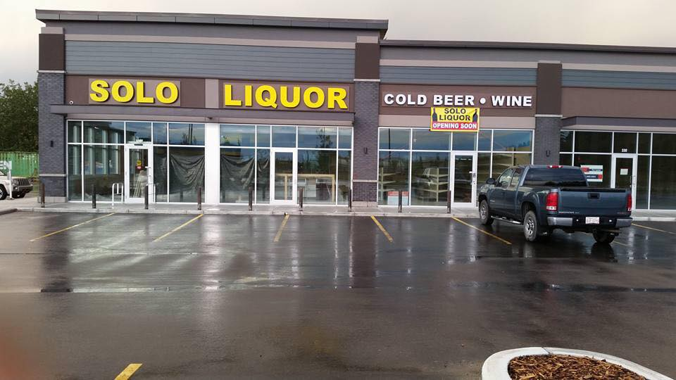 PHOTO: SOLO LIQUOR STORE VIA FACEBOOK