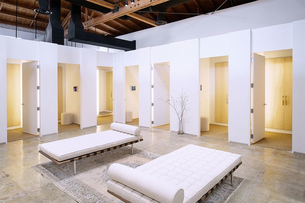 REFORMATION'S MELROSE BOUTIQUE IN LOS ANGELES PHOTO: REFORMATION