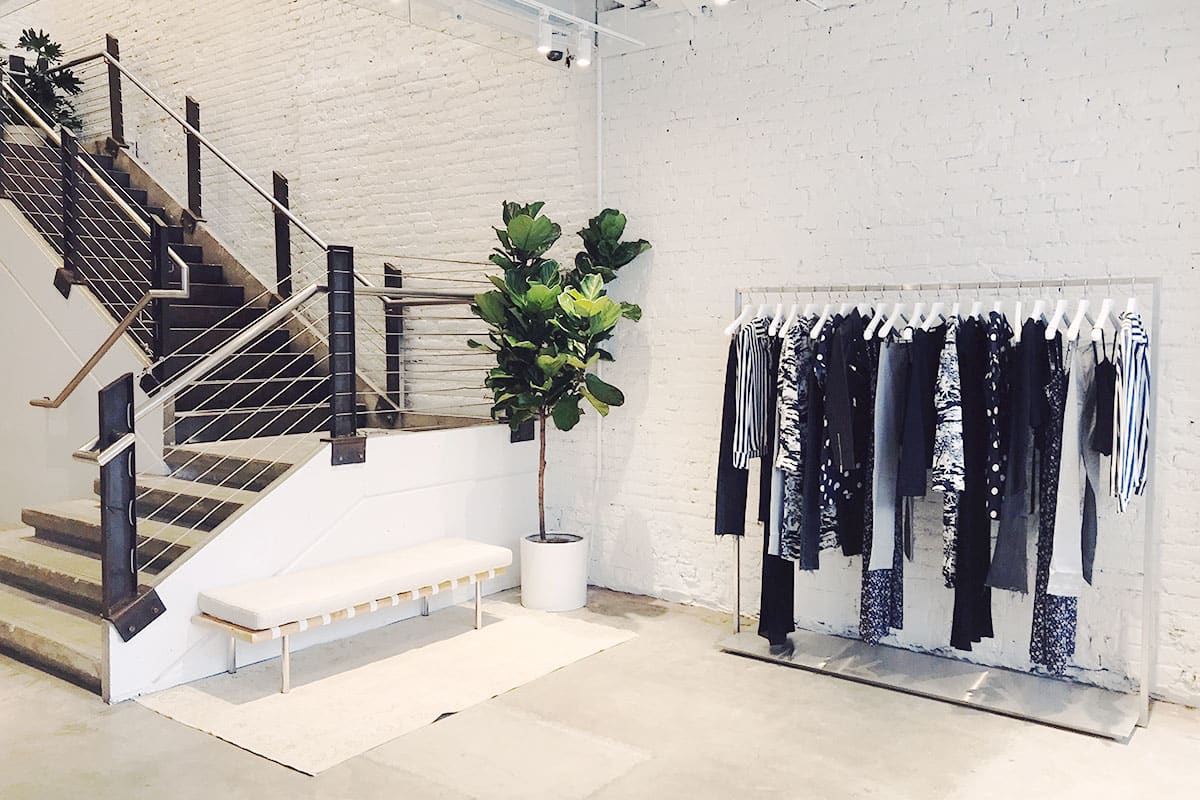 REFORMATION'S GEORGETOWN BOUTIQUE IN WASHINGTON, D.C. PHOTO: REFORMATION