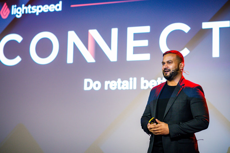DAX DASILVA AT LIGHTSPEED CONNECT 2018 IN UTRECHT, NETHERLANDS