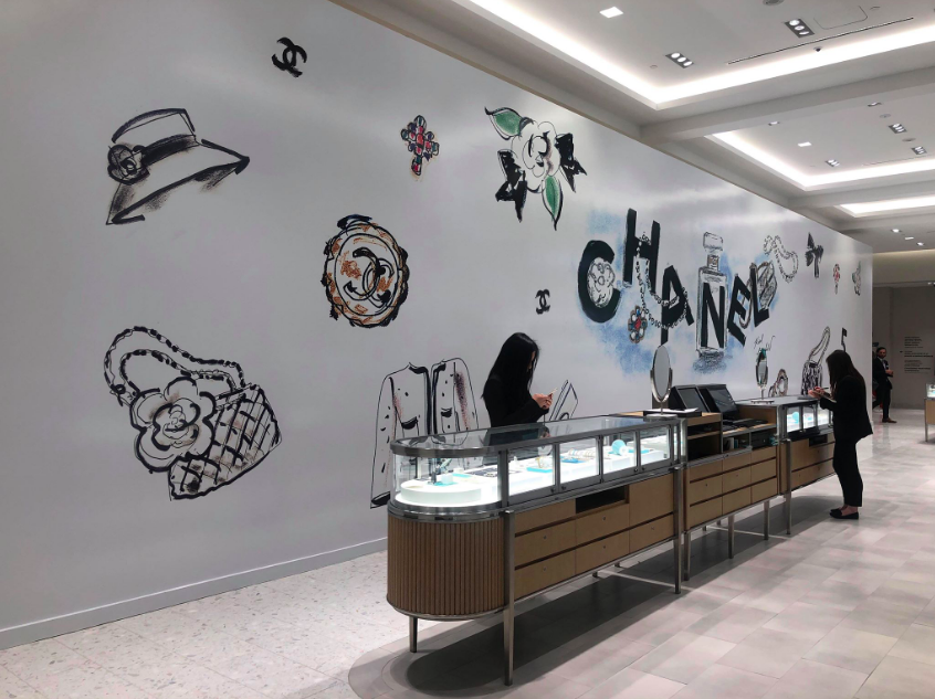 A Chanel Boutique will open at Holt Renfrew Ogilvy in Montreal in September. Photo: Maxime Frechette