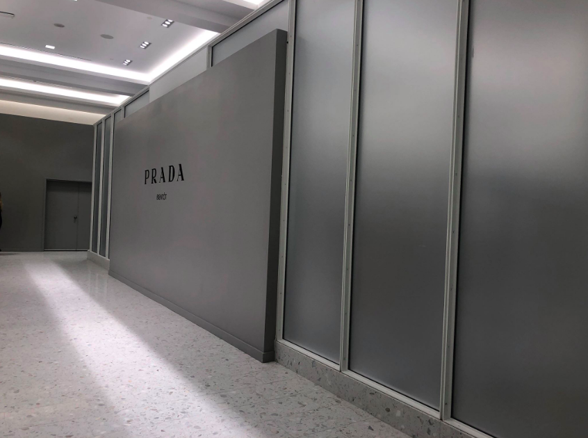 A Prada boutique will also open at Holt Renfrew Ogilvy in Montreal. Photo: Maxime Frechette