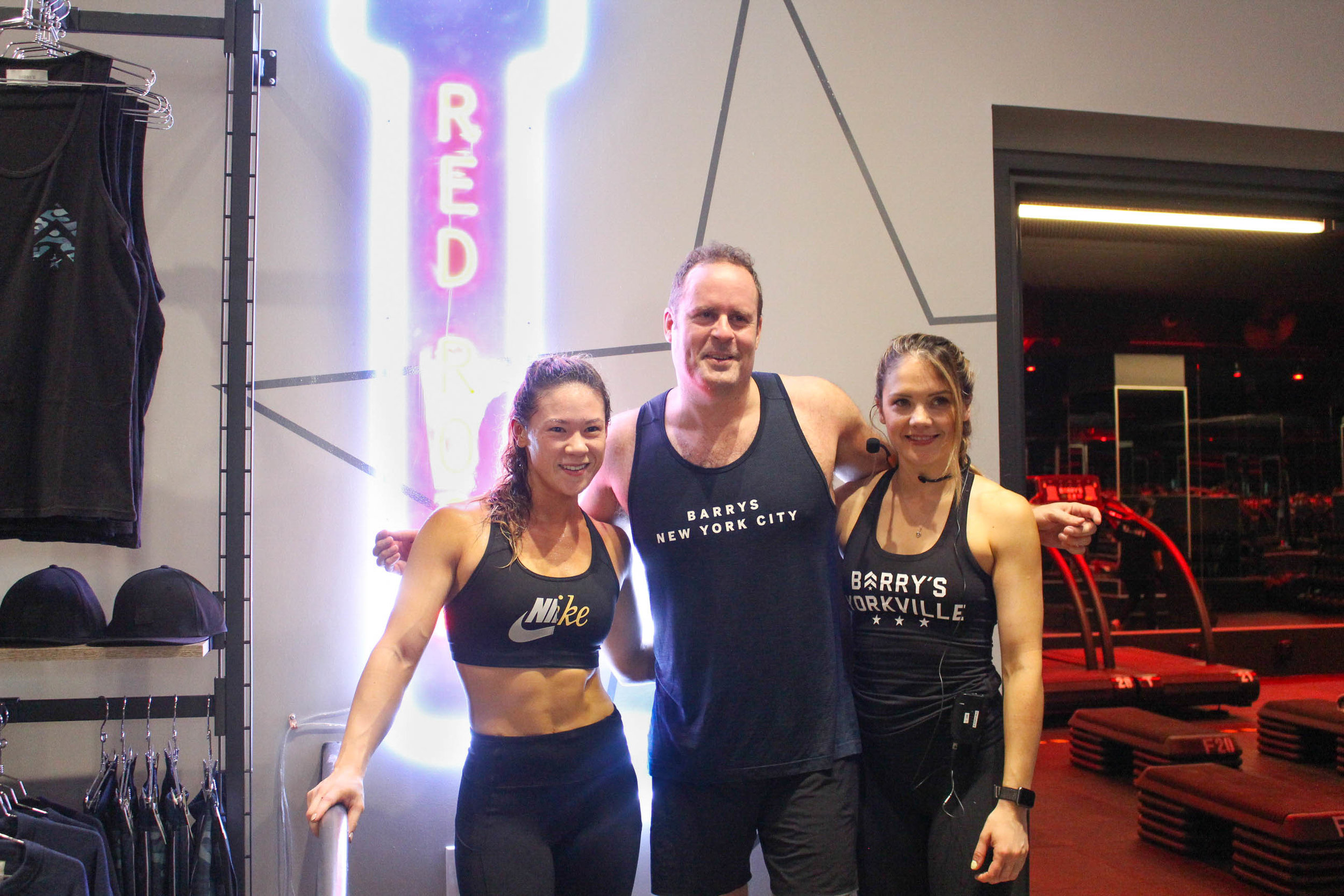 BARRYS BOOTCAMP - Barry's Bootcamp Embarks on Canadian Expansion ...