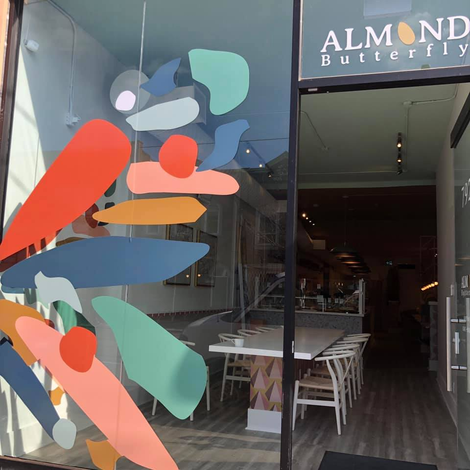 ALMOND BUTTERFLY'S NEW LOCATION AT 792 DUNDAS STREET WEST PHOTO: ALMOND BUTTERFLY VIA FACEBOOK