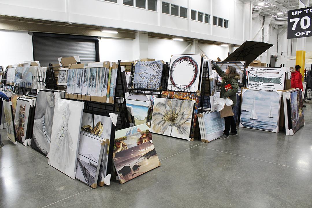 Previous vendor, Picture Depot. Photo: OPM Sales