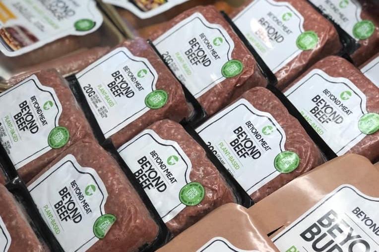 PHOTO: BEYOND MEAT VIA FACEBOOK