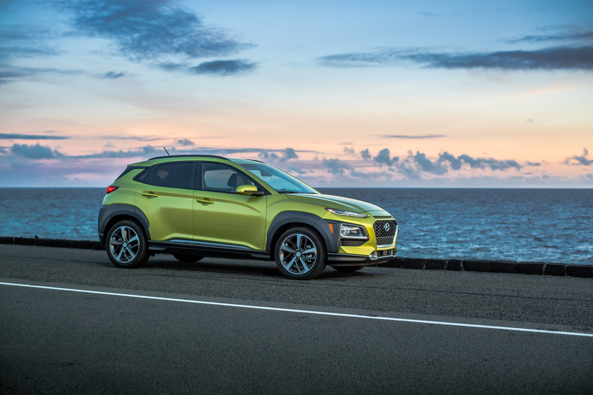 2019 HYUNDAI KONA PHOTO: HYUNDAI CANADA