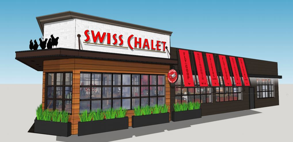 Image: Swiss Chalet/Recipe Unlimited