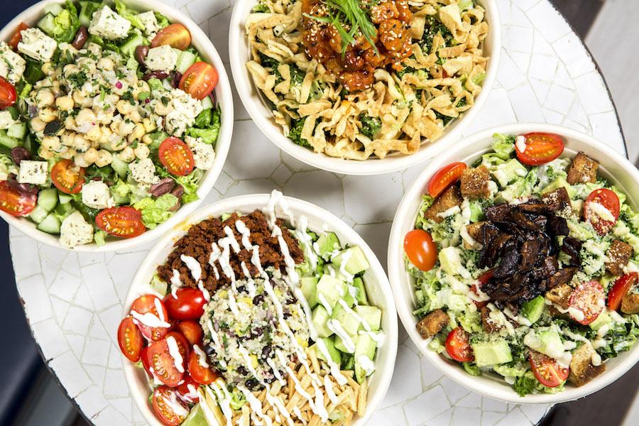 Salad Selection