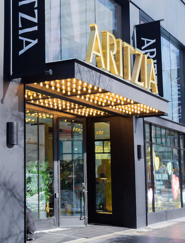 50 Bloor St. W. in Toronto. PHOTO: ARITZIA