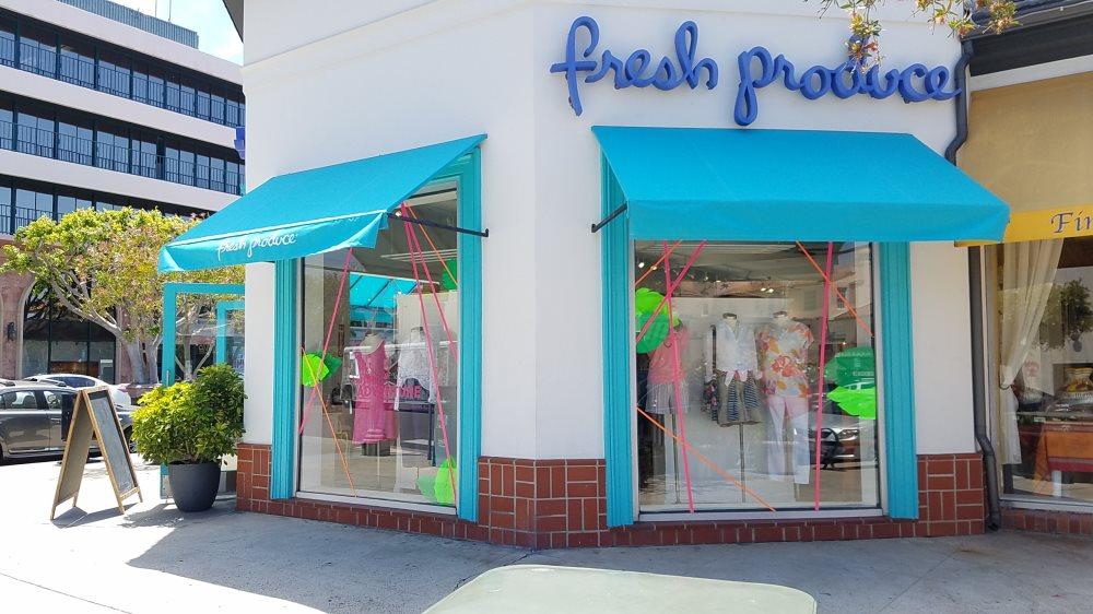 Fresh Produce Store in La Jolla, CA.