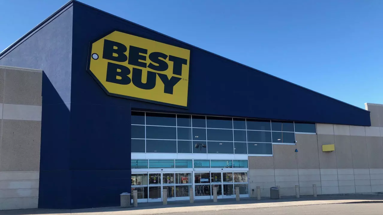 PHOTO: BEST BUY CANADA