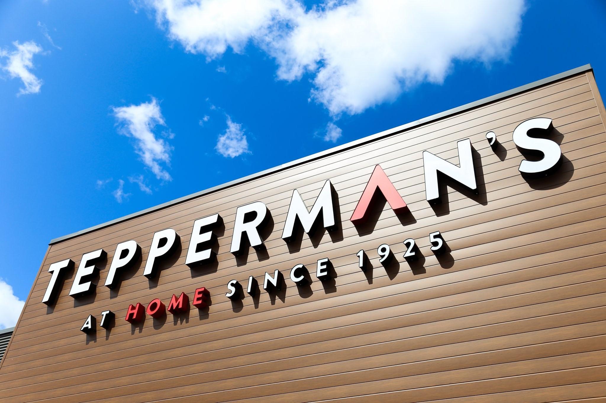 PHOTO: TEPPERMAN'S VIA FACEBOOK