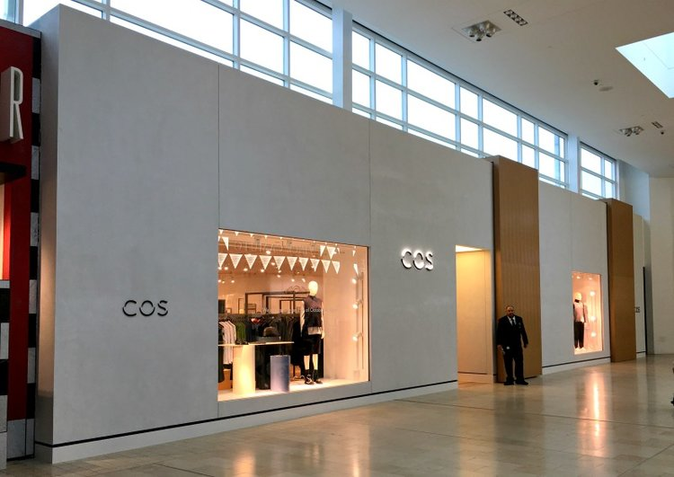 COS' YORKDALE BOUTIQUE