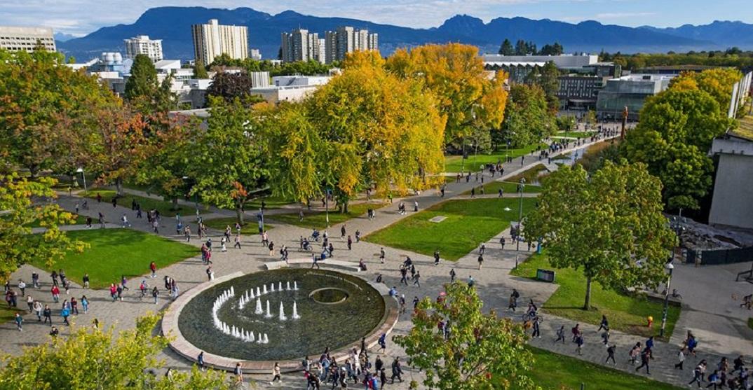 University of British Columbia in Vancouver