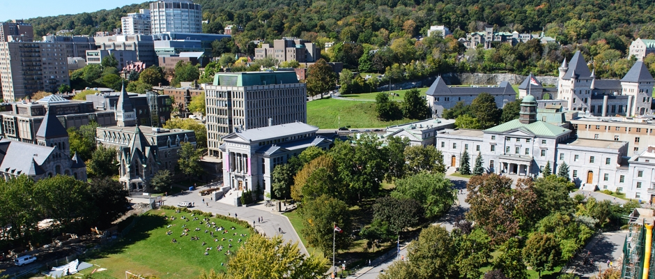 McGill University in Montreal